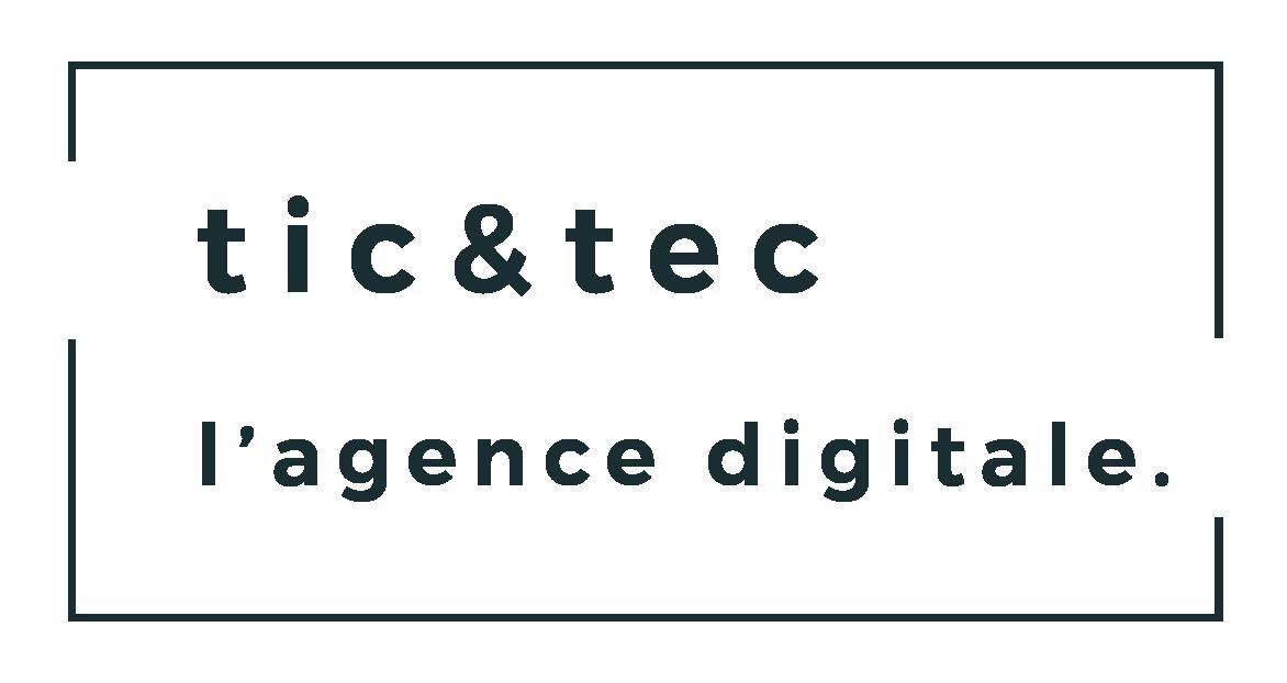 tic&tec, l'agence digitale.